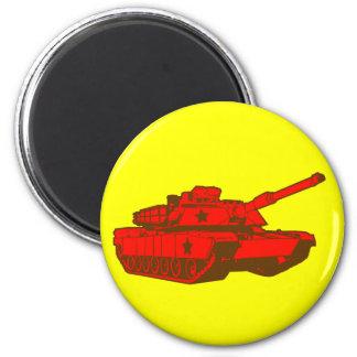 El tanque imán redondo 5 cm