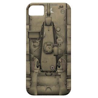 El tanque M60A2 iPhone 5 Fundas