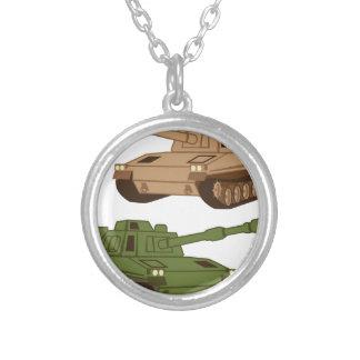El tanque masivo colgante redondo