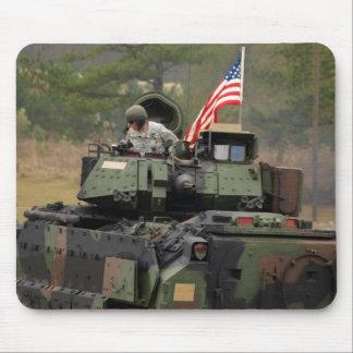 el tanque militar con nosotros mousepad de la band alfombrillas de raton