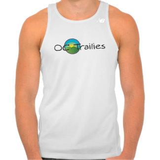 El tanque OC Trailies - edición de la comida sana Camiseta