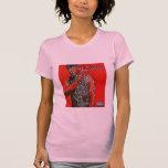 El tanque para mujer de la bujía métrica Kenzie Camiseta