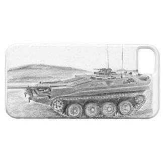 El tanque sueco de S103 S iPhone 5 Case-Mate Fundas