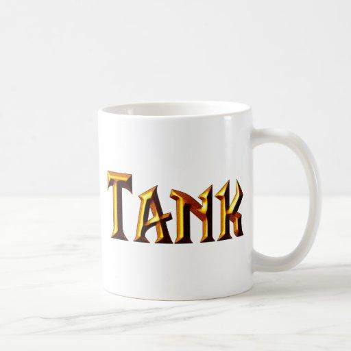 El tanque taza