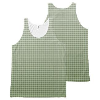 El tanque verde oliva de la guinga de Ombre del