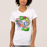 El Tao de Koi Camisetas