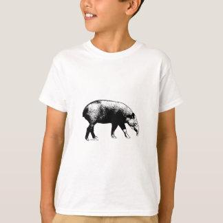 El Tapir de Baird Playera