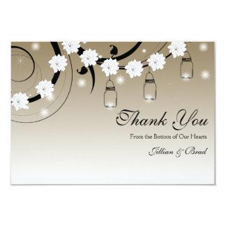 El tarro de albañil y las luciérnagas le agradecen comunicado personal