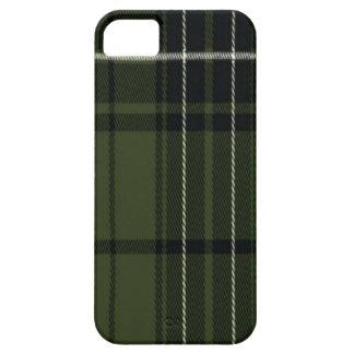 El tartán escocés Apple de Maclean llama por teléf iPhone 5 Cárcasa