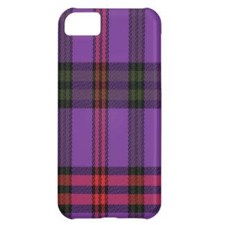 El tartán escocés Apple de Montgomery llama por te Carcasa iPhone 5C