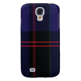 El tartán escocés casero Samsung llama por teléfon Samsung Galaxy S4 Cover