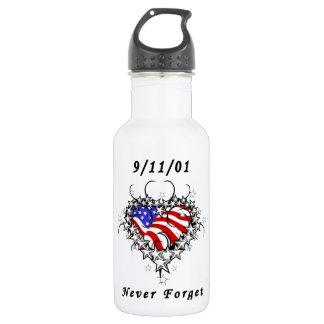 El tatuaje 911 nunca olvida