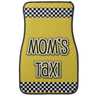 El taxi de la mamá
