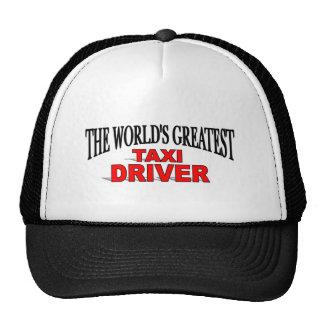 El taxista más grande del mundo gorras de camionero