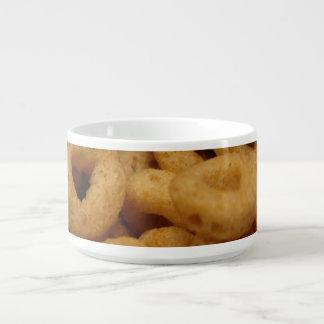El tazón del o tostado