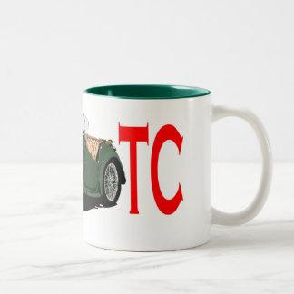 El TC verde Taza De Café