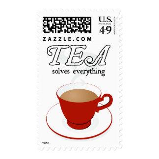 El té soluciona todo sellos