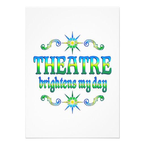 El teatro aclara comunicados