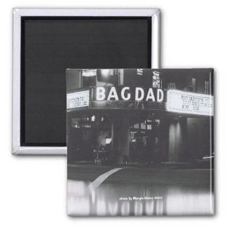 El teatro histórico de Bagdad Imán Cuadrado