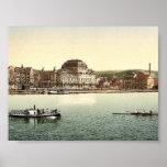 El teatro y el Utoquay, clase de Zurich, Suiza Impresiones