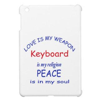 El teclado es mi religión