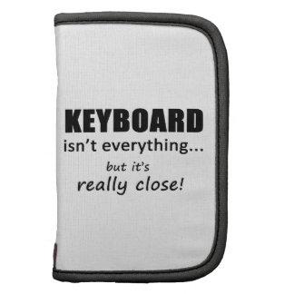 El teclado no es todo planificador