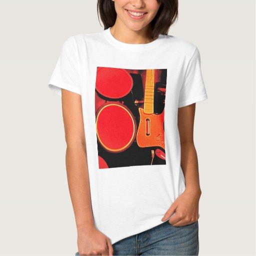¡El teclear del tambor del tambor! Tshirts