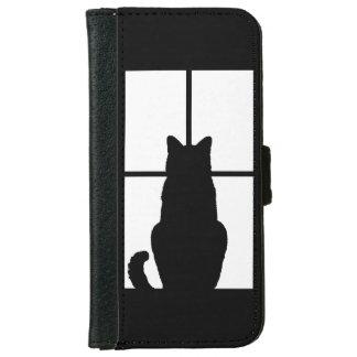 El tecleo del gato de la ventana a modificar para carteras