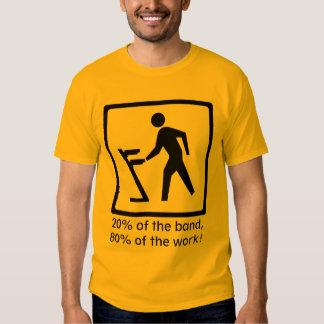 El teclista camisas