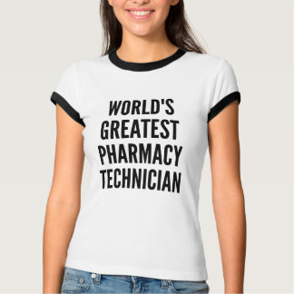 El técnico más grande de la farmacia de los mundos polera