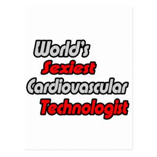 El tecnólogo cardiovascular más atractivo del postal