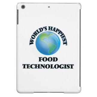 El tecnólogo más feliz de la comida del mundo funda para iPad air