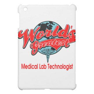 El tecnólogo más grande del laboratorio médico del