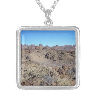 El Teide custom necklace