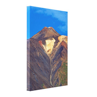 El Teide, Tenerife, Wrapped Canvas