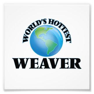 El tejedor más caliente del mundo fotografías