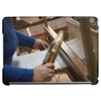 El tejer azoreno de la artesana