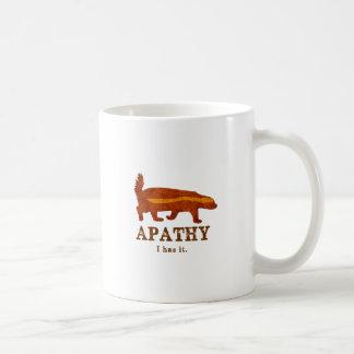El tejón de miel - apatía - I lo tiene Taza Clásica