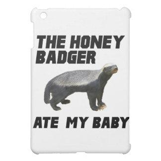 El tejón de miel comió a mi bebé