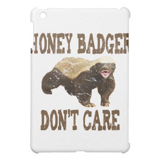 El tejón de miel del VINTAGE no cuida a Brown