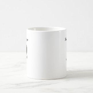 ¡El tejón de miel no cuida! Tazas De Café