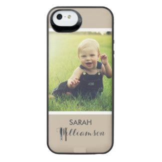 El teléfono de encargo con la familia embroma la funda power gallery™ para iPhone 5 de uncommon