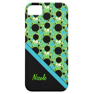 El teléfono móvil personalizado del diseñador enca iPhone 5 carcasas
