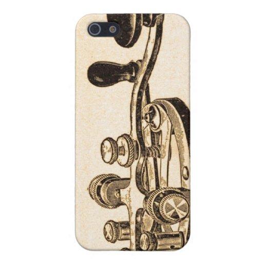 El telégrafo iPhone 5 carcasa