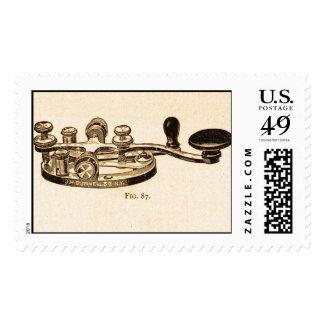 El telégrafo sello