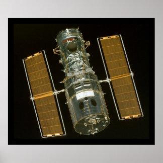 El telescopio espacial de Hubble Impresiones