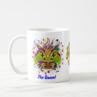 El tema de la celebración de días festivos ve por  taza de café