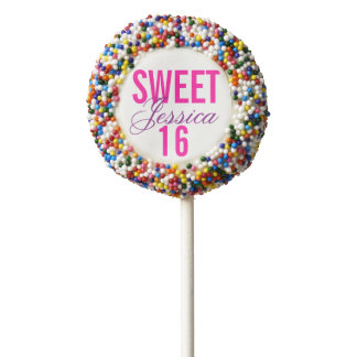 El tema del caramelo asperja favor de fiesta del