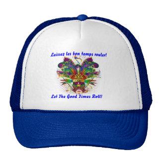 El tema del fiesta del carnaval ve por favor notas gorras