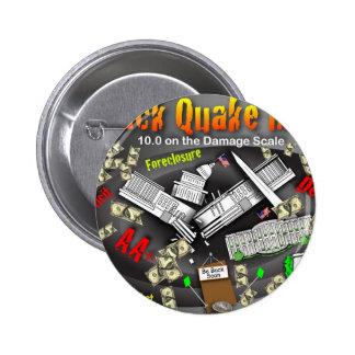 El temblor de Barack oscila DC Pin Redondo 5 Cm